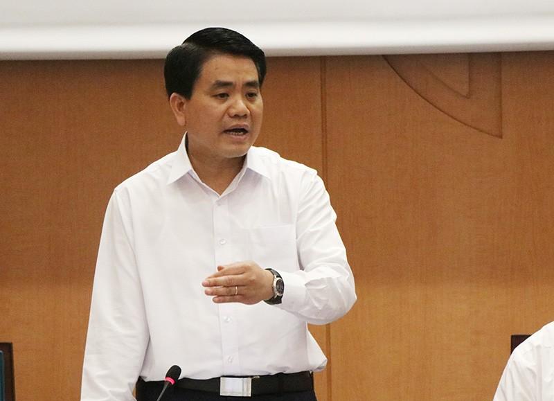 Ông Nguyễn Đức Chung:  Xử nghiêm vụ cấp giấy chứng tử  - ảnh 1