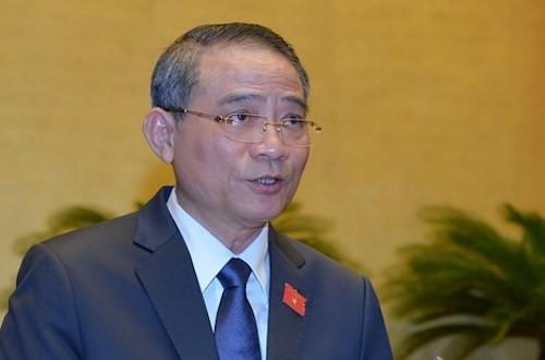Ông Trương Quang Nghĩa sẽ chuyển về Đoàn ĐBQH Đà Nẵng - ảnh 1