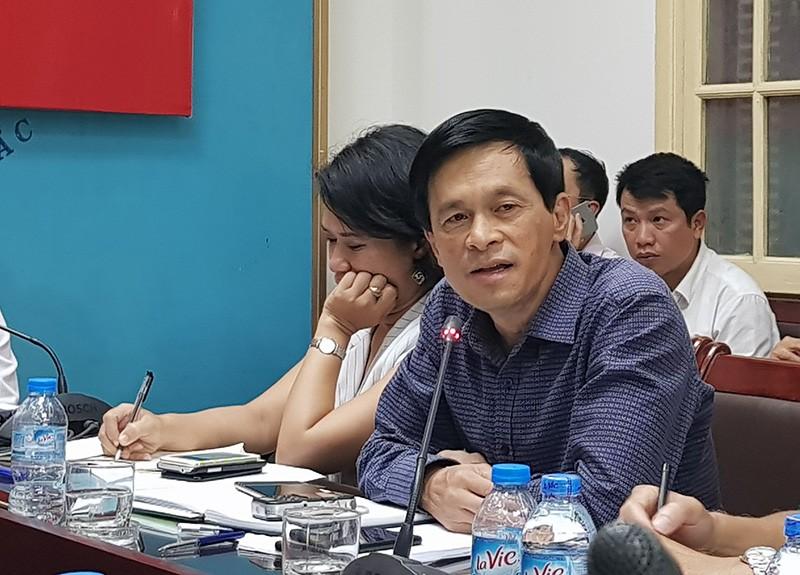 Cán bộ PCLB: 'Vỡ đê ở Hà Nội là có kế hoạch' - ảnh 1