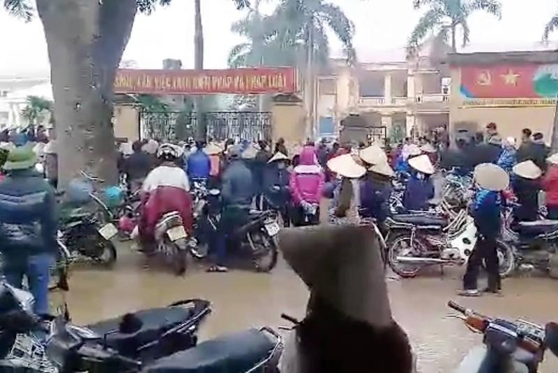 Bãi miễn chức chủ tịch HĐND xã Đồng Tâm của bà Lan - ảnh 2