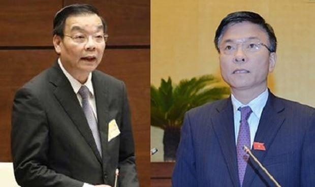 Quốc hội thí điểm 'chất vấn nhanh' với 2 bộ trưởng - ảnh 1