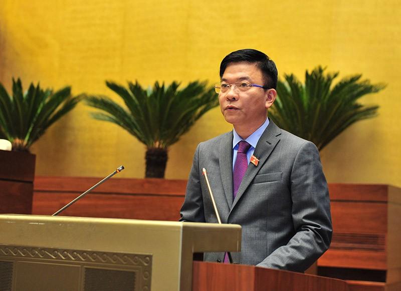 Bộ trưởng Tư pháp: Xử tài sản bất minh phải đưa ra tòa - ảnh 1