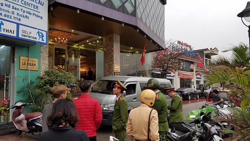 Ai đứng tên quán karaoke Hồng Ngọc ở Hải Phòng - ảnh 1