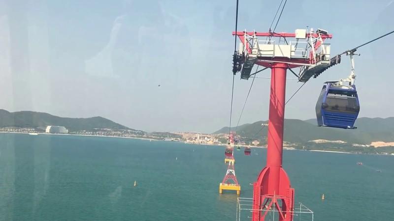 Xem xét đề xuất làm cáp treo dài 5 km vượt sông Hồng - ảnh 1
