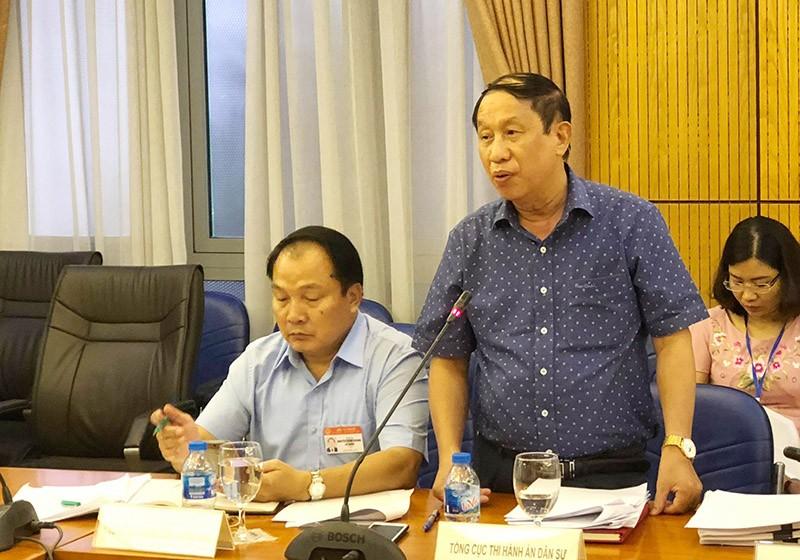 Bộ Tư pháp nói về việc không bổ nhiệm hiệu trưởng ĐH Luật - ảnh 2
