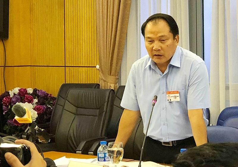 Bộ Tư pháp nói về việc không bổ nhiệm hiệu trưởng ĐH Luật - ảnh 3