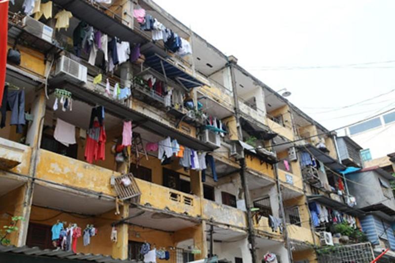 Hà Nội xin cơ chế 'đặc biệt' khi cải tạo chung cư cũ - ảnh 1