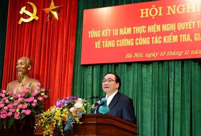 10 năm, Hà Nội có 1.972 đảng viên vi phạm - ảnh 1