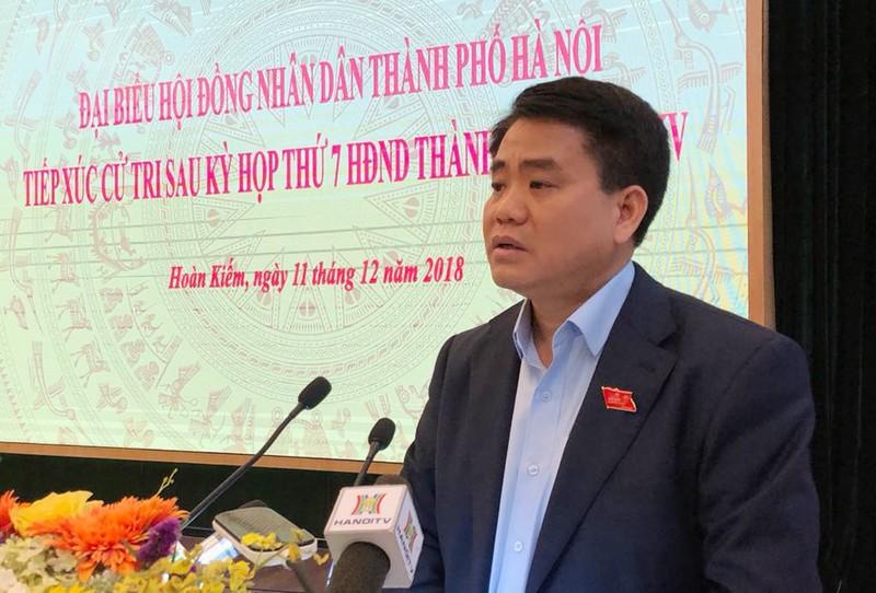 Chủ tịch Hà Nội nói về trường đua 420 triệu USD ở Sóc Sơn - ảnh 1