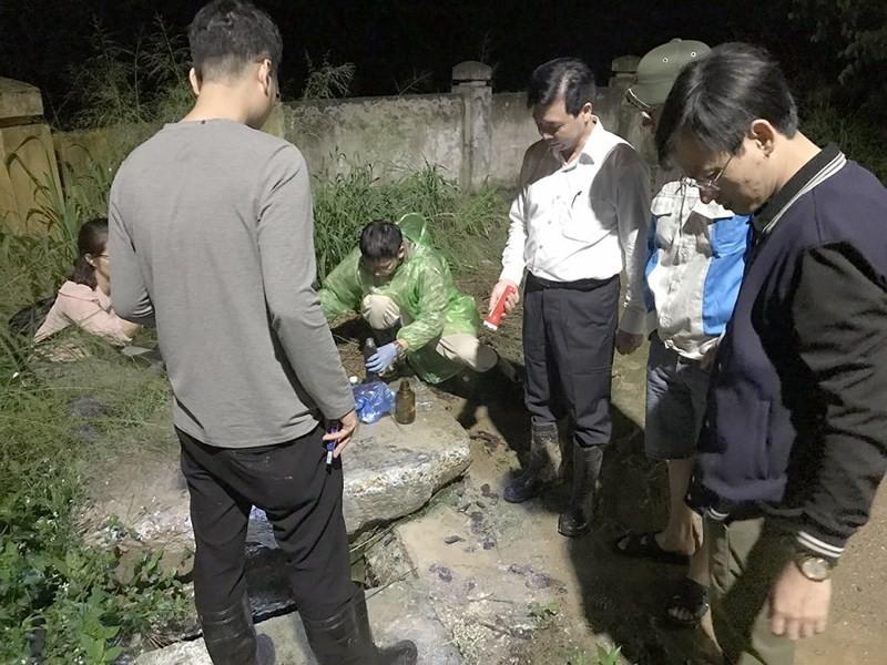 Xả trộm nước thải, 1 đơn vị bị phạt đến gần 2 tỉ - ảnh 1
