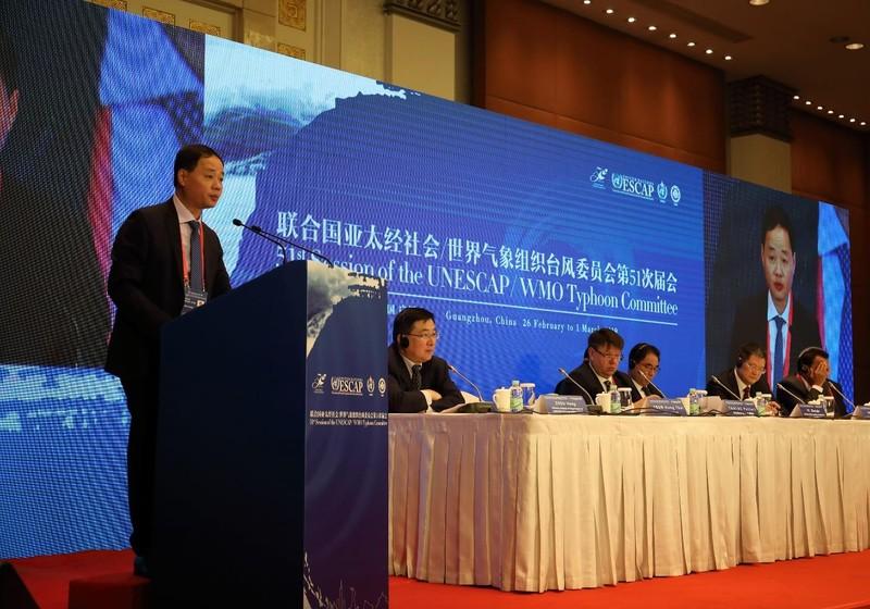 Việt Nam và Trung Quốc đẩy mạnh hợp tác dự báo bão - ảnh 1