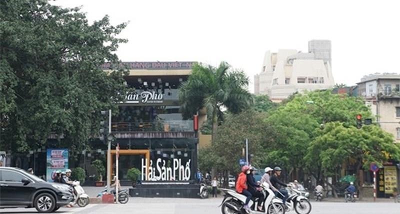 Hà Nội ngại ra toà nên không cưỡng chế nhà hàng lấn dự án  - ảnh 1