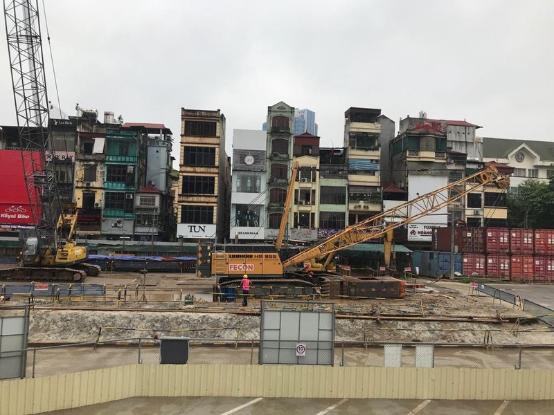 Nhà thầu đường sắt Nhổn-ga Hà Nội đòi bồi thường 81 triệu USD - ảnh 1