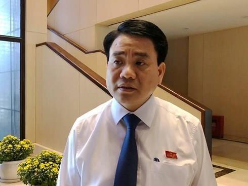 Chủ tịch Hà Nội nói về vụ hơn 250 giáo viên kêu cứu - ảnh 1