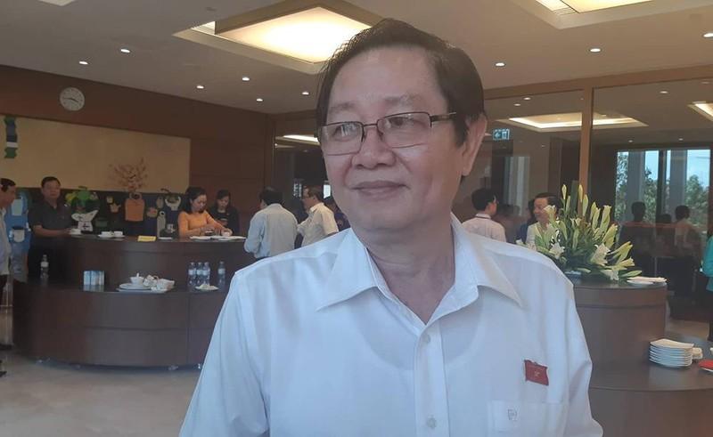 Bộ trưởng Nội vụ nói về việc ông Đoàn Ngọc Hải từ chức - ảnh 1