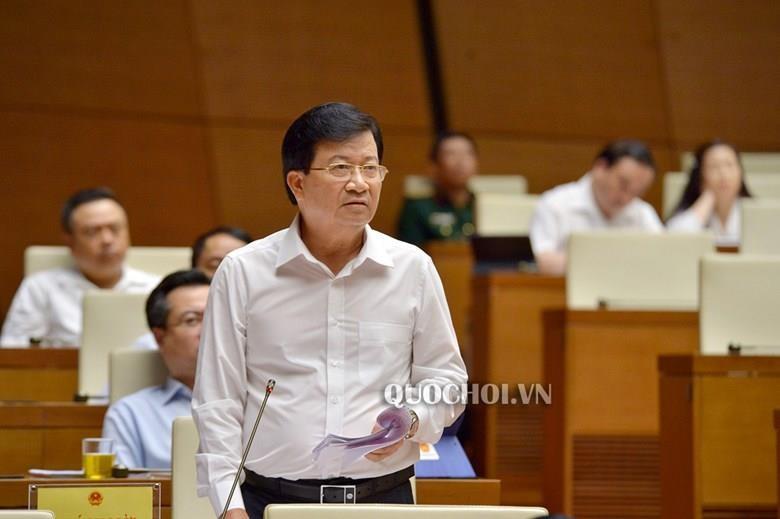 Phó Thủ tướng: Ngưng điều chỉnh quy hoạch theo ý doanh nghiệp - ảnh 1