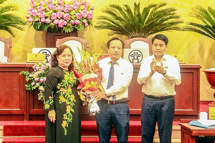 Cựu Bí thư huyện Phúc Thọ bị bãi nhiệm tư cách đại biểu HĐND - ảnh 2