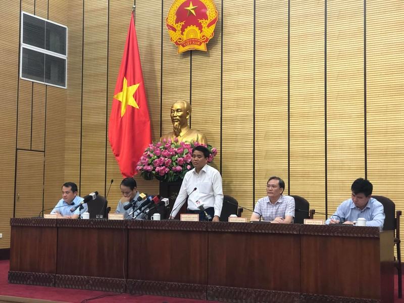Thanh tra Chính phủ sẽ đối thoại với người dân ở Đồng Tâm  - ảnh 1