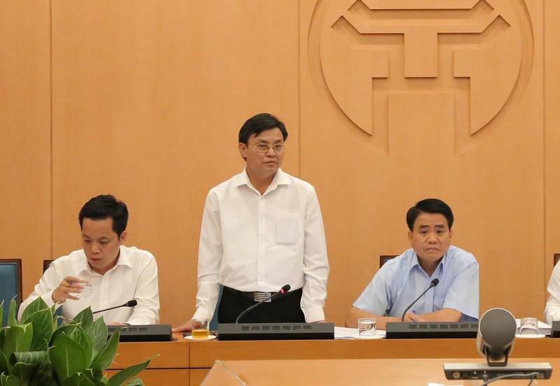 Hà Nội họp khẩn xử lý hậu quả vụ cháy Rạng Đông - ảnh 2