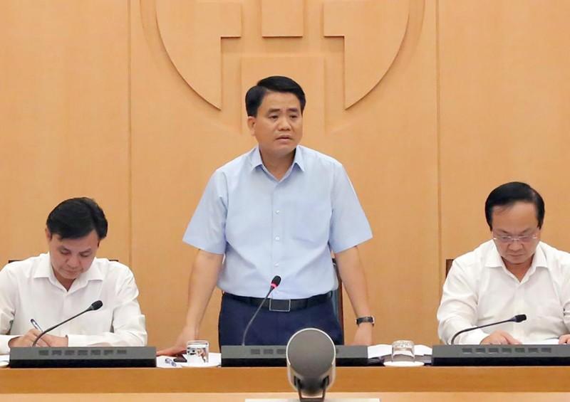 Hà Nội họp khẩn xử lý hậu quả vụ cháy Rạng Đông - ảnh 1