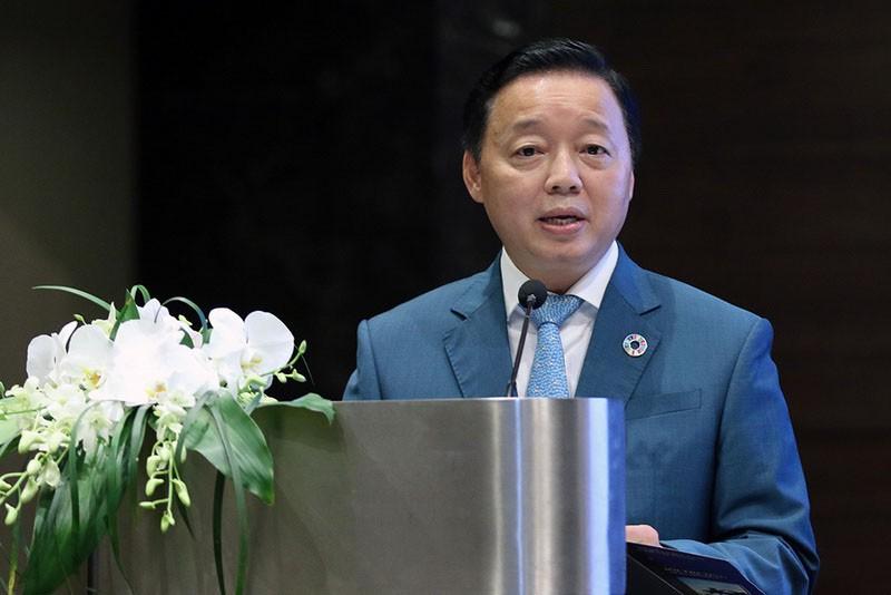 Bộ trưởng Trần Hồng Hà: Môi trường quanh Rạng Đông an toàn - ảnh 1