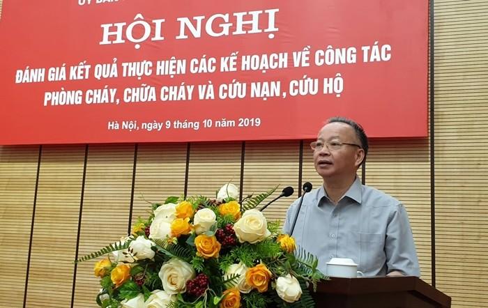 Hà Nội sẽ đóng cửa những cơ sở vi phạm về phòng cháy chữa cháy - ảnh 1