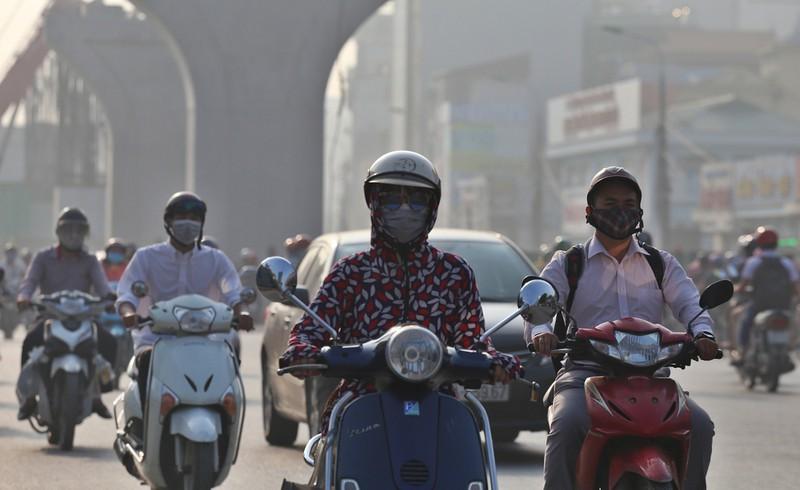 Đề xuất đăng kiểm lại toàn bộ xe máy tại Hà Nội - ảnh 1