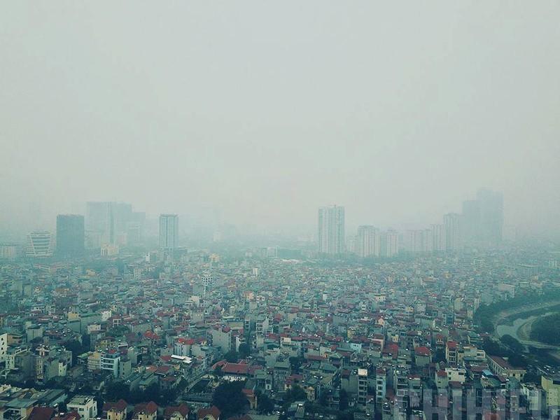 Bộ Tư pháp nhận có sai sót trong báo cáo số liệu môi trường HN - ảnh 1