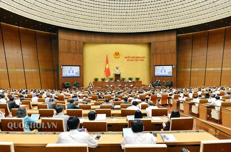 Quốc hội sẽ chất vấn vấn đề thu hồi tài sản tham nhũng? - ảnh 1