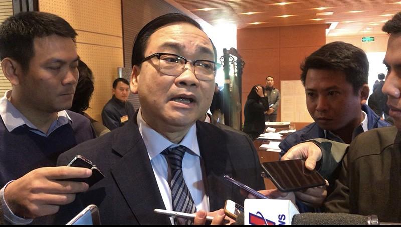 Chủ tịch Hà Nội: Vụ Nhật Cường phải chờ kết luận điều tra - ảnh 2