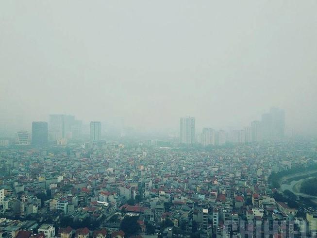 Hà Nội thông tin về 6 đợt ô nhiễm không khí kéo dài ở thủ đô - ảnh 1