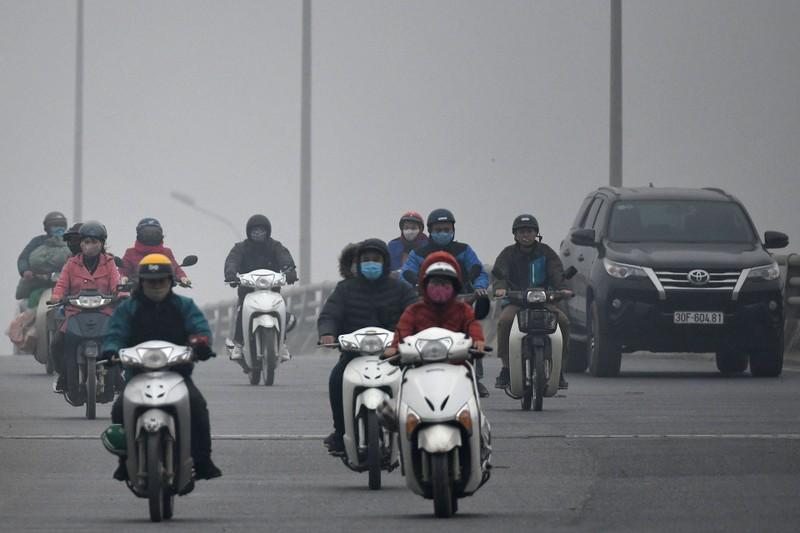 Chủ tịch Hà Nội ra chỉ thị kêu gọi toàn dân chống ô nhiễm bụi - ảnh 1
