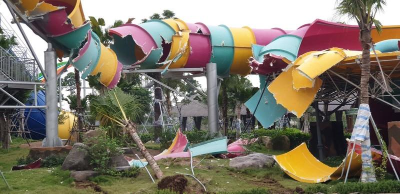 Hà Nội giải thích vụ cưỡng chế Công viên nước Thanh Hà - ảnh 2
