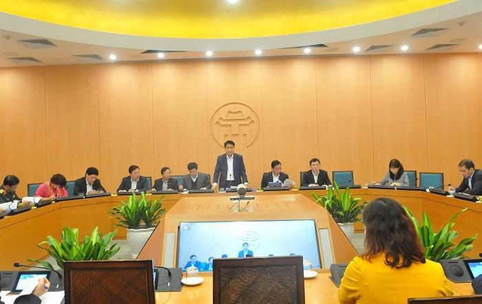 Học sinh ở Hà Nội sẽ đi học trở lại từ ngày 2-3 - ảnh 1