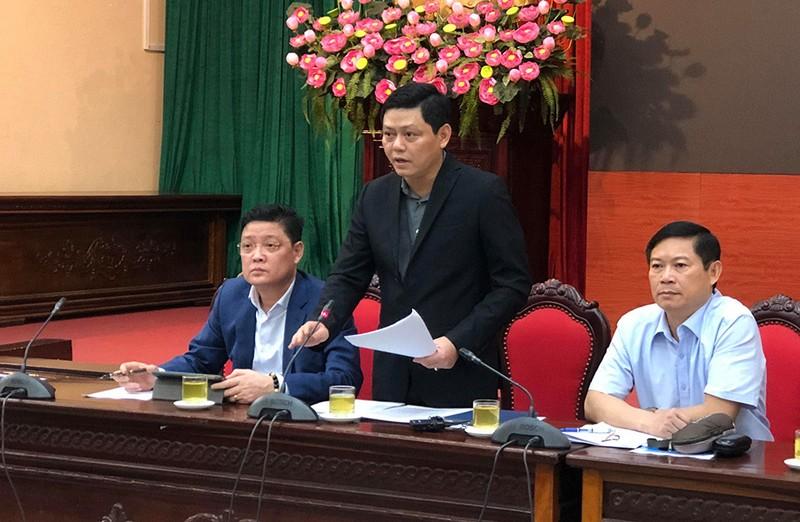 Quận Ba Đình đề xuất mời quân đội vào xử lý nhà 8B Lê Trực - ảnh 1