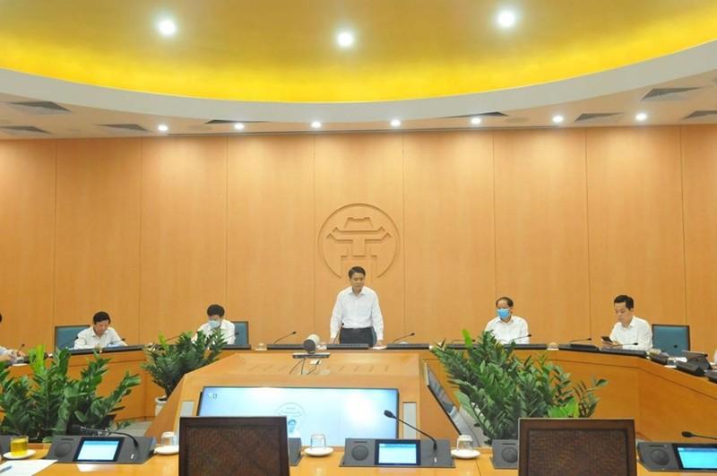 Chủ tịch Hà Nội ra chỉ thị yêu cầu người dân ở trong nhà - ảnh 1