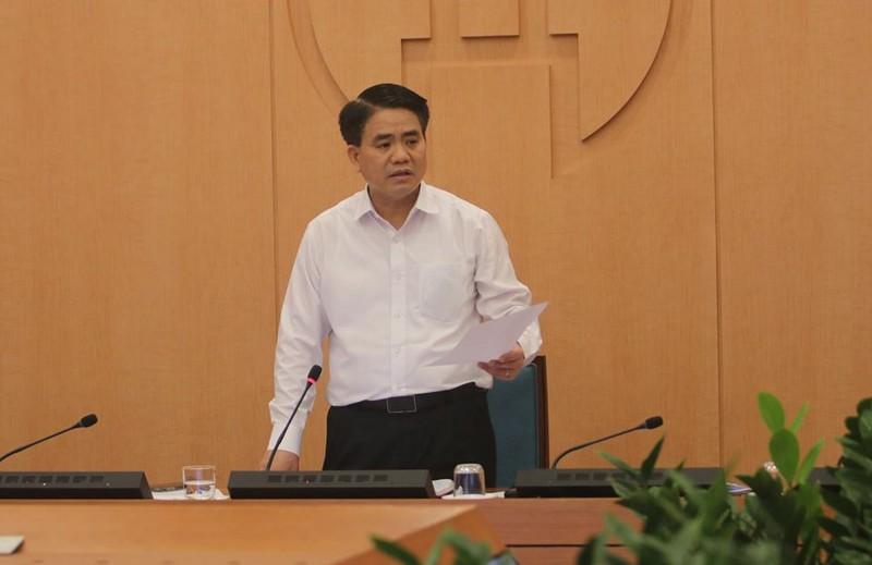 Chủ tịch Hà Nội: Cả thành phố 8 triệu dân chỉ có 300 máy thở - ảnh 1