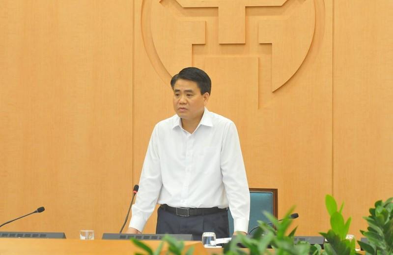 Hà Nội sẽ xử phạt các trường hợp không được phép ra đường - ảnh 1