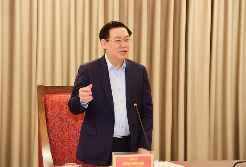 Hà Nội thúc giải ngân vốn đầu tư công, kích thích tăng trưởng  - ảnh 1