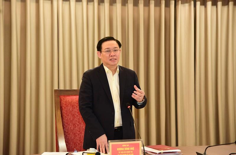 Hà Nội sẽ huy động nguồn xã hội hóa xây dựng trung tâm báo chí - ảnh 1