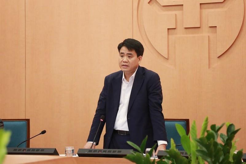 Chủ tịch TP Hà Nội chỉ đạo tuân thủ cách ly xã hội đến 22-4 - ảnh 1