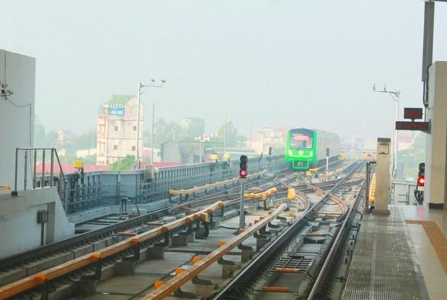 Hà Nội sẽ làm 2 dự án đường sắt đô thị trị giá 106.000 tỉ - ảnh 1