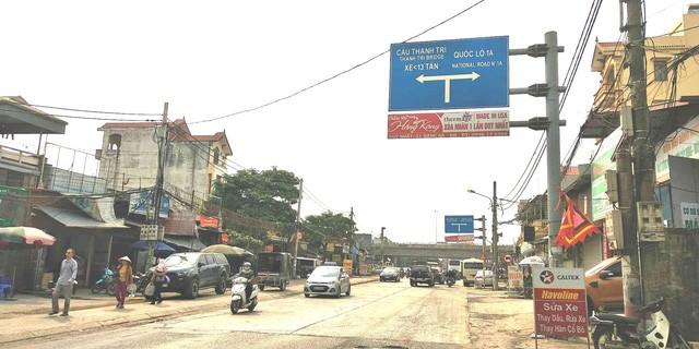 Thanh tra Chính phủ vào cuộc việc mở rộng đường Tam Trinh - ảnh 1