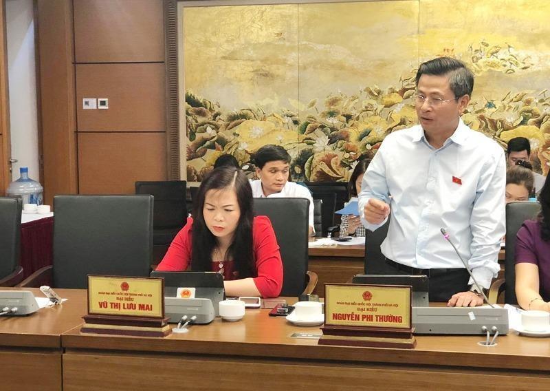 'Cơ chế đặc thù cho Hà Nội chưa xứng tầm, ít hơn TPHCM' - ảnh 1