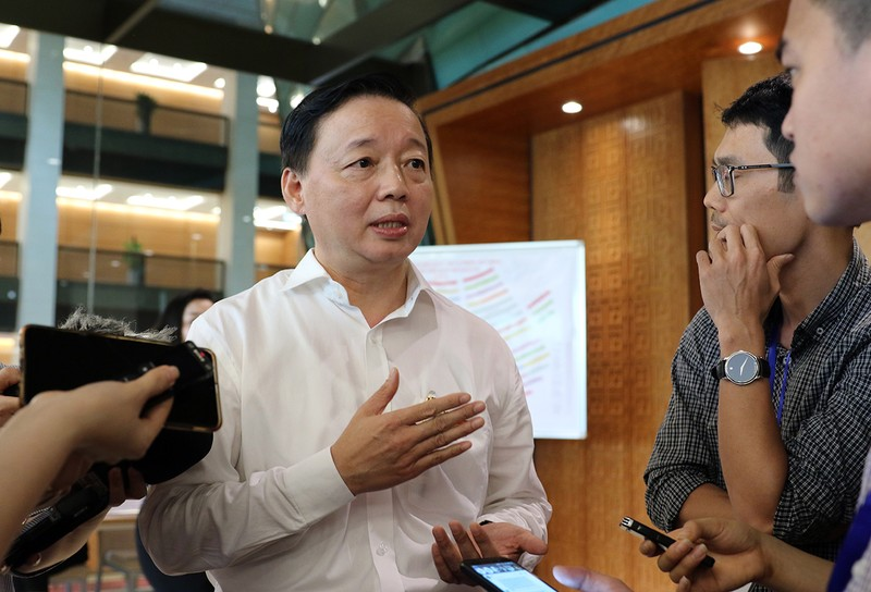 Bộ trưởng Trần Hồng Hà giải thích cách tính tiền rác thải - ảnh 1