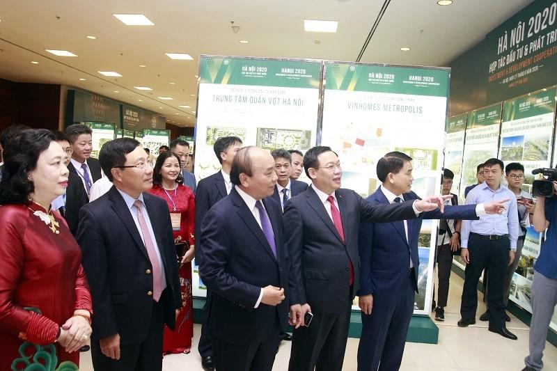 Thủ tướng: Hà Nội phấn đấu thành trung tâm khu vực Đông Nam Á - ảnh 2