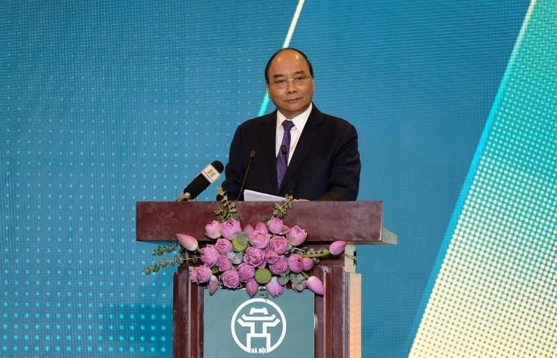 Thủ tướng: Hà Nội phấn đấu thành trung tâm khu vực Đông Nam Á - ảnh 1