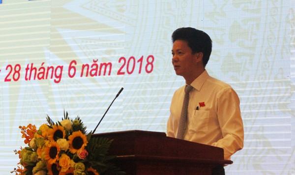 Chưa xem xét tư cách đại biểu HĐND của Bí thư quận Hà Đông - ảnh 1