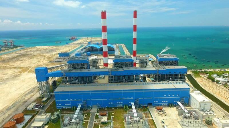 Đề nghị giám sát môi trường tại Trung tâm nhiệt điện Vĩnh Tân - ảnh 1