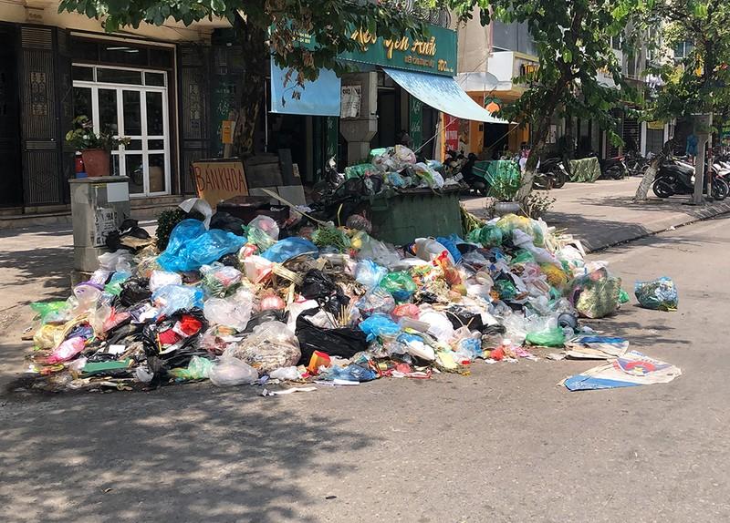Thủ đô Hà Nội đối mặt khủng hoảng rác thải sinh hoạt - ảnh 3